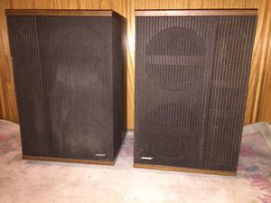 Bose 501 Series IV Direct Reflecting Main / Stereo Speakers. (Clean and nice) for Sale in Clackamas, OR