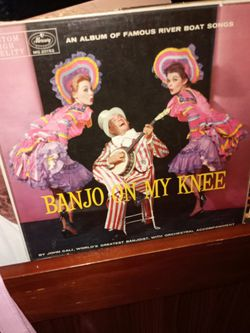 Jon Cali Banjo On My Knee Record for Sale in La Puente,  CA