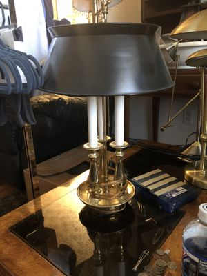Antique lamp for Sale in Anchorage, AK