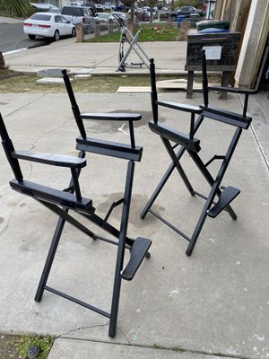 director chairs for Sale in Ceres, CA