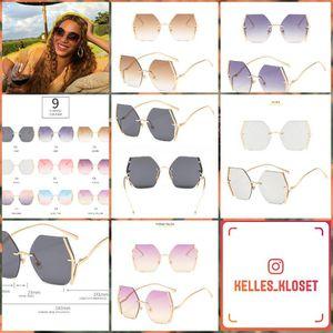 Designer Rimless Sunglasses for Sale in Lompoc, CA