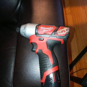 impact drill with battery new for Sale in Cicero, IL