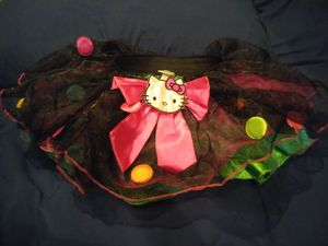 Hello kitty tutu for Sale in Daytona Beach, FL