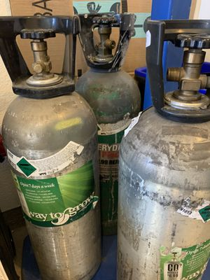 3 CO2 tank for Sale in Aurora, CO
