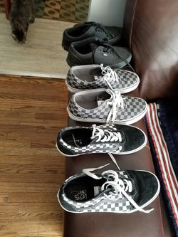 Shoes vans for Sale in Bloomington,  IL