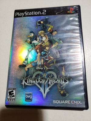 Kingdom Hearts 2 Complete With Manual for Sale in Arlington, TX