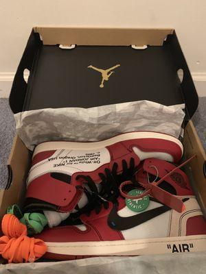 Off white Jordan 1 for Sale in Murfreesboro, TN