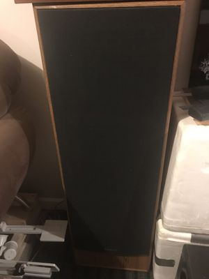 Onkyo floor stand speakers for Sale in Aurora, CO