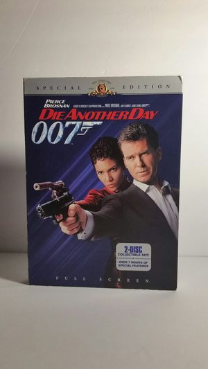 Die another day 007 DVD for Sale in Denton, MD
