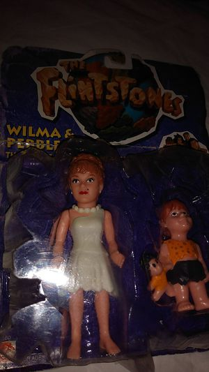 Vintage the Flintstones toys collectible for Sale in Vernon, CA