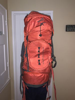 Hiking And Camping BackPack. for Sale in Arlington, VA