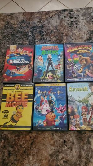 Kids dvd for Sale in Port St. Lucie, FL