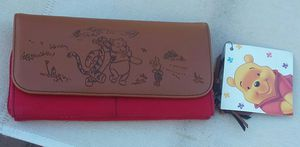 NWT Winnie the pooh wallet for Sale in Syracuse, UT