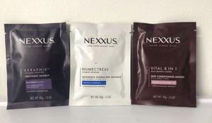 Nexxus masks hair 1.5 oz for Sale in Miami, FL