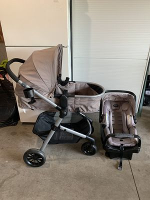 Stroller set toddler seat, car seat for Sale in Kent, WA