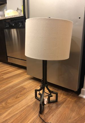 Accent Lamp-like new for Sale in Baltimore, MD