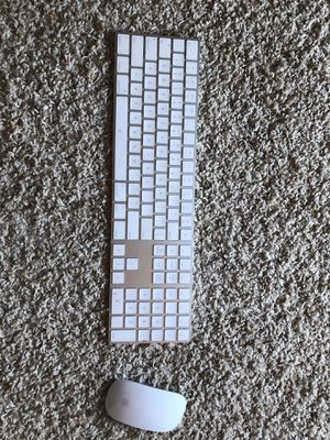 Apple wireless mouse and keyboard second gen for Sale in Lakewood, CO