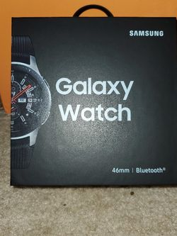 SEALED. NEW Samsung Galaxy Watch $160 46mm for Sale in Winter Haven,  FL