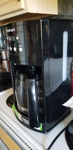Cuisinart Coffee Maker for Sale in CARLISLE BRKS, PA