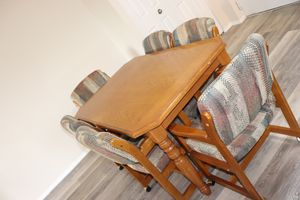 Dining table for 6 people, excellent, Negotiable. for Sale in Alexandria, VA