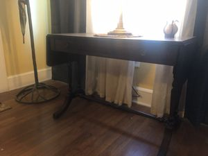 Antique mahogany table for Sale in Laurens, SC