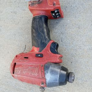 Impact 18 Volt Milwaukee Tool Only for Sale in Houston, TX