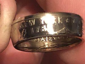 Custom ordered State Quarter Ring! Sizes 3-11! for Sale in Rustburg, VA