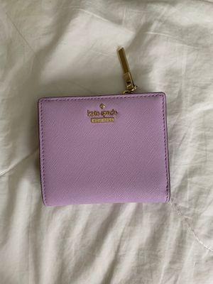 Kate Spade purple wallet for Sale in Avon, IN