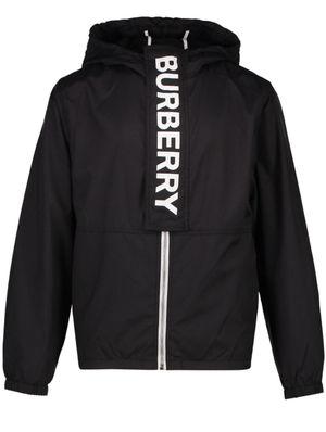 Black Burberry Jacket (Size 14Y) for Sale in Marysville, WA