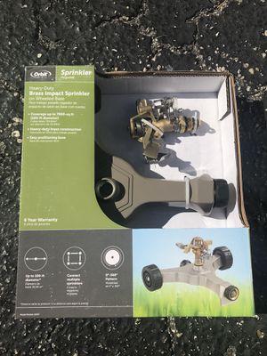 Orbit 7,800-sq ft Impulse Sled Lawn Sprinkler for Sale in Kissimmee, FL