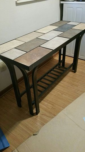 Tile top table for Sale in Columbus, OH