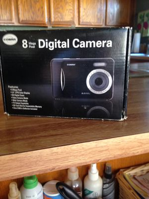 Fabulous camera. Used for Skype. Can take movies and connect to TV All equipment and manual included for Sale in Chandler, AZ