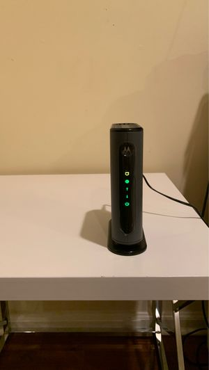Cable modem Motorola - 16x4 D3.0 Model: MB7420 for Sale in Evesham Township, NJ