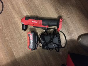Bauer right angle drill with battery and charger for Sale in Avondale, AZ