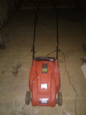 Black and Decker electric lawn mower for Sale in Lexington, KY