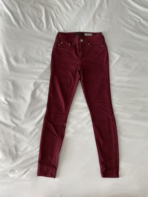 Maroon High Waisted Jeggings for Sale in Pasco, WA
