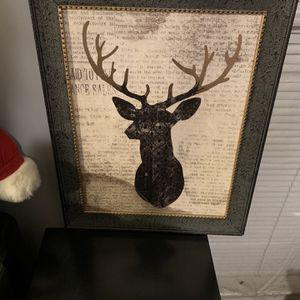 Deer Picture for Sale in Sprague, CT