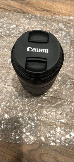 Canon 55-250mm for Sale in El Cerrito,  CA