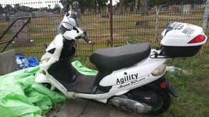 2018 Agility scoot 50 needs work price reflects for Sale in Malden, MA