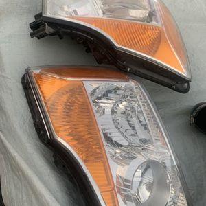 Nissan Titan Headlights Like New for Sale in Riverside, CA