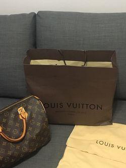 Authentic Louis Vuitton Speedy Bag for Sale in Winter Park,  FL