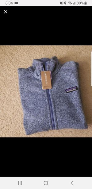 Patagonia women's better sweater full zip for Sale in Bothell, WA