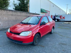 2000 Toyota echo Manuel for Sale in Tacoma, WA