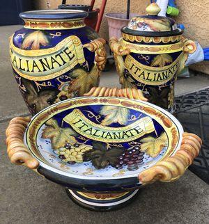 Italian kitchen decour for Sale in Santa Maria, CA