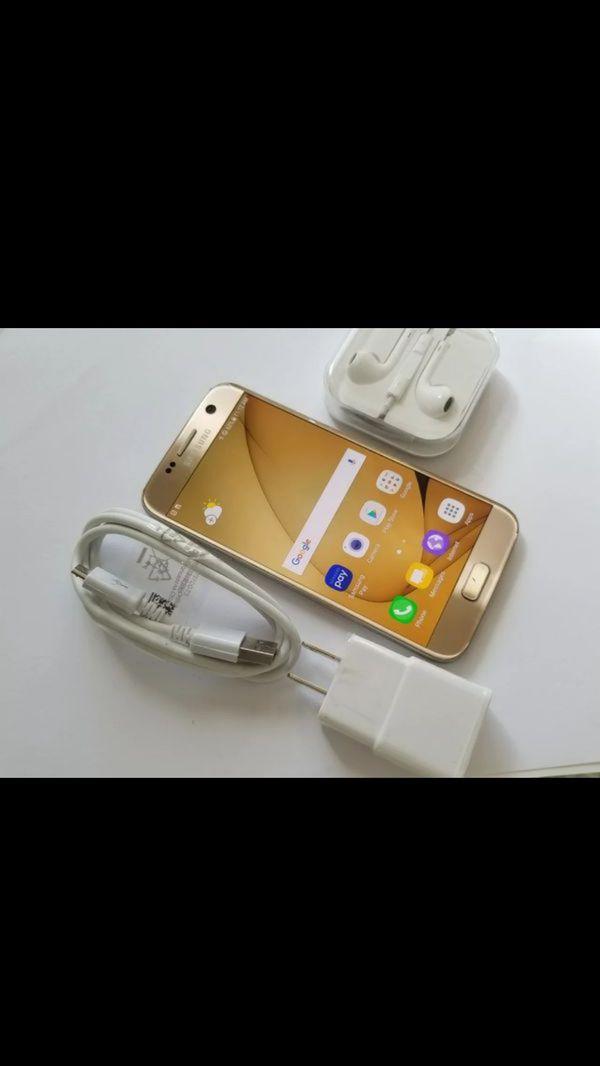 Samsung Galaxy S7, Factory Unlocked