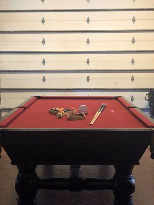 Pool table for Sale in Kansas City, KS