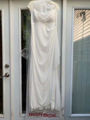 David's Bride Wedding Dress for Sale in Queens, NY