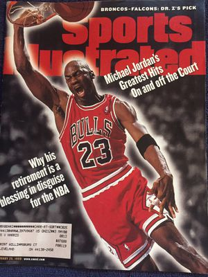 90s Jordan magazine rare for Sale in Parma, OH
