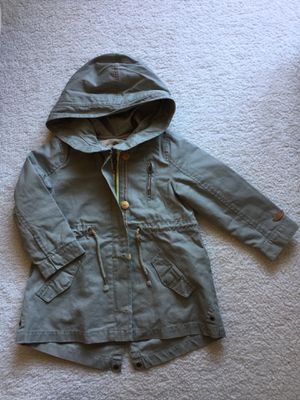Girls Parka Coat by Zara - Age 2-3 years for Sale in VA, US