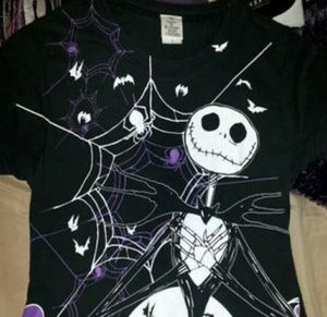 Disney Nightmare Before Christmas Spiderweb Shirt for Sale in Fresno, CA